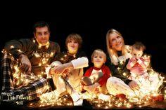 Christmas Card Family