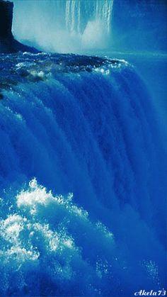 #waterfall #nature #rdls #gifs