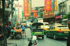 Koh San Road Bangkok, Thailand