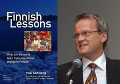"""""""What if Finland's great teachers taught in U.S. schools?"""" by Pasi Sahlberg, posted May 15, 2013 by Valerie Strauss of the Washington Post -- Why the U.S. emphasis on """"teacher effectiveness"""" won't by itself really improve schools. (I've read some of Sahlberg's """"Finnish Lessons"""" and it's a great read!)"""