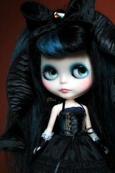 G.Baby custom Blythe doll.