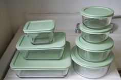 6 good reasons to switch from plastic to glass food storage. CANCER is absolutely my concern!
