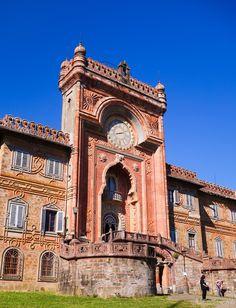 Castello di Sammezzano005