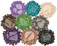 urban decay eye shadows