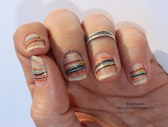 nail art, kratki nokti, prirodni nokti,futuristički dizajn, minimalistički nail art, minimalist nail art, nail art blogger, natural nails, short nails,Golden Rose, lakovi, BRACELET NAIL ART, POPULARNI DIZAJN