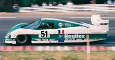 WM Secateva P88 - 1988 - With Peugeot engine, record speed in Le Mans 405 km/h.