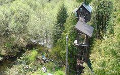 Treehouse Hotels: i 10 migliori alberghi sull'albero