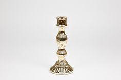 Castiçal Dourado 20 cm | A Loja do Gato Preto | #alojadogatopreto | #shoponline | referência 27965118