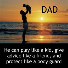 Tell dad he's special. Father's Day Card Messages: What to Write in a Card to Your Dad #father #fathers #saying #quote
