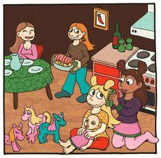 "Children's book ""Karla ønsker sig en far"" june 2015"