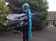 dragonfly wings costume - Google Search