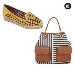 Cinto, Bolsa e Sapato: ainda tem que combinar?