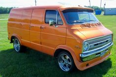 1973 Dodge Tradesman