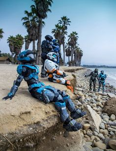 Central Coast Comic Con 2013 - Spartan Cosplay