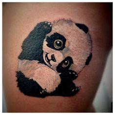 Mädchen Tattoo, Key Tattoos, Love Tattoos, Body Art Tattoos, Girl Tattoos, Tatoos, Purple Heart Tattoos, Small Girly Tattoos, Panda Bear Tattoos