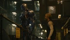 Avengers: Age of Ultron: New Clip From Premiere Released Online