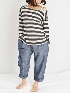 Monday Outfit: The Classic Combo | Sanae  Ishida