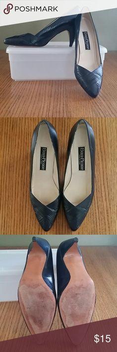 """Evan-Picone Heels Gently warn comfortable heels (box not included). 3"""" heel Evan Picone Shoes Heels"""