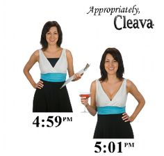 CLEAVA Secret SNAP MOCK CAMISOLE. Cover up cleavage instantly on or off.  Create a layered look under low cut ... cbebecb87