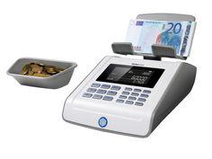 Geldtelweegschaal Safescan 6185 via #DKVK