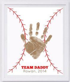 Baby Footprint Art, Forever Prints hand and footprint keepsake for kids or baby. Mother's Day, New Mom, Nursery Art Baby In loving memory. Diy Father's Day Crafts, Father's Day Diy, Baby Crafts, Toddler Crafts, Crafts For Kids, Toddler Art, Fathers Day Art, Fathers Day Crafts, Daycare Crafts