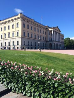 The Royal Palace - Oslo, Norway ….Stay cheap and comfortable in Oslo: www.airbnb.com/rooms/1036219?guests=2&s=ja99 and https://www.airbnb.com/rooms/7806138