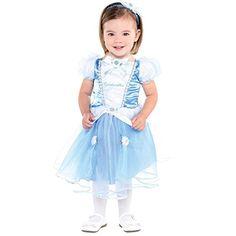 Kleid bis Cinderella Baby/Kleinkind Kostüm, 2Jahre