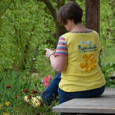 Gelb ist die April-Farbe bei 12colours of handmade fashion! Was hab ich mich auf die Farbe gefreut! Ich hatte richtig Lust auf ein gelbe...