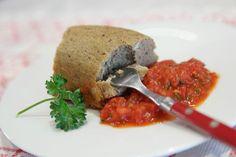 Gâteau de foie de volaille / 123 Dégustez Regional, Foie Gras, Charcuterie, Entrees, Steak, Grains, Rice, Beef, Fondant