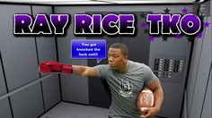 Ray Rice TKO - knocked out fiancee
