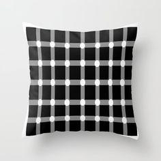 ' Illusion ' - cushion   #decor   #homeware   #cushions   #dots    #illusions   #homedecor