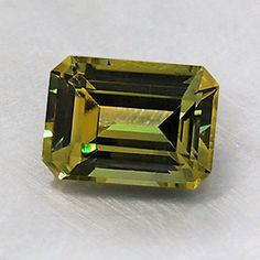 7.4X5.5mm Premium Green Emerald Sapphire | SGSL7.4X5.5EM2_1