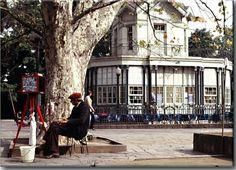 Praça XV, Porto Alegre, 1980.