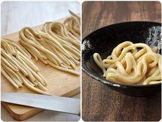 Asian Recipes, Healthy Recipes, Ethnic Recipes, Potato Pasta, Vegan Kitchen, Fresh Pasta, How To Cook Pasta, No Cook Meals, Macaroni And Cheese
