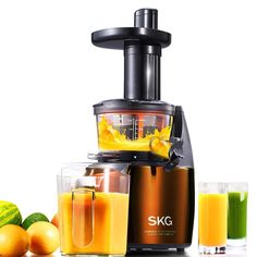 SKG Premium 2-In-1 Anti-Oxidation Slow Masticating Juicer Review-http://cooljuicer.com/skg-premium-2-1-anti-oxidation-slow-masticating-juicer-review-2/