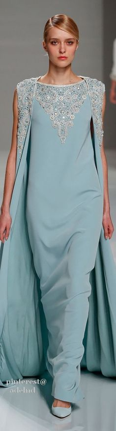 Georges Hobeika Spring 2015 Couture