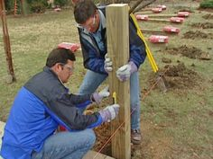 How to Build a Custom Picket Fence | how-tos | DIY