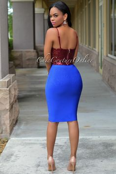 Curvy Outfits, Sexy Outfits, Chic Outfits, Girl Outfits, Trendy Outfits, Classy Outfits, Beautiful Outfits, Lace Dress Styles, Chic Couture Online
