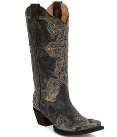 Corral Azalea Cowboy Boot - Women's Shoes | Buckle