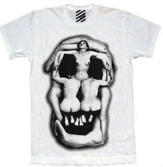 Skullduggery Tshirt on sale now at http: www.hennie-t.myshopify.com/collections/frontpage