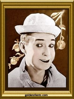 Harry Langdon... silent comedy great