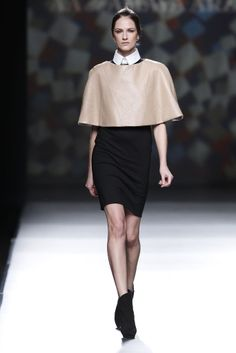 AA de Amaya Arzuaga Madrid Fashion Week 2014