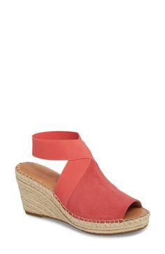 6dcebdc8390 GENTLE SOULS COLLEEN ESPADRILLE WEDGE.  gentlesouls  shoes   Vacation  Style