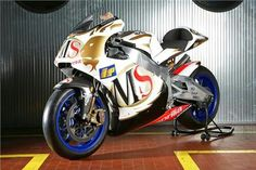 Aprilia RS3 Cube MotoGP bike Aprilia motorbike
