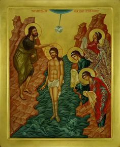 Holy Theophany - Baptism of the Lord Image result for Orthodox Icons -