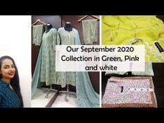 Latest Salwar suits and A line pallazo sets by Our studio - YouTube Latest Salwar Suits, Bridal Outfits, Line, Studio, Youtube, Fishing Line, Studios, Studying, Youtubers
