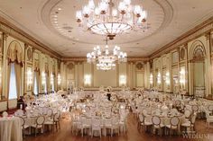 The Pacific Ballroom #Wedluxe