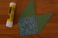 DIY Monster Bookmark Template