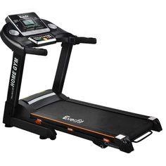 Everfit Electric Treadmill 42cm Running Home Gym Fitness Machine Black Only 514.82! #Everfit Electric Treadmill 42cm Running Home Gym Fitness Machine Black Home Electric Treadmill - Black Our electric treadmill features 12 pre-set training programs, up to 18 speed levels and accurate pulse sensors to monitor running status and health parameters. Its linear drive 2.5hp motor produces smooth operation. The treadmill comprises a sturdy power-coated steel frame and high strength composite…