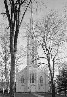 Trinity Church, Southport, CT